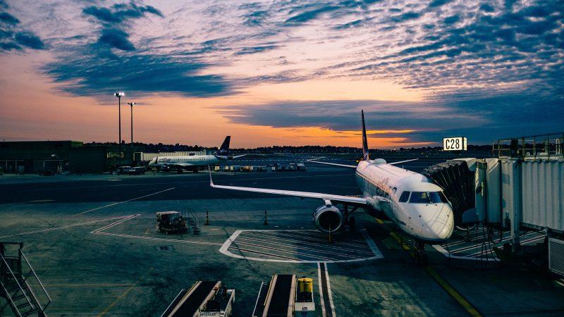 Courier Plane Service